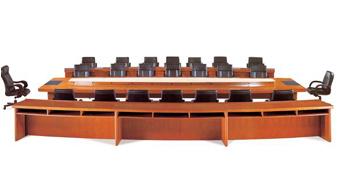实木会议桌06