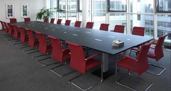 实木会议桌09