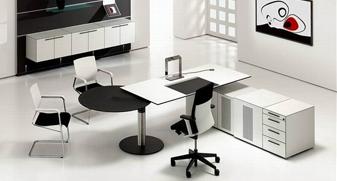 职员桌09