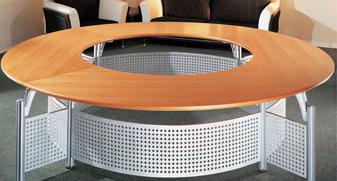板式会议桌07