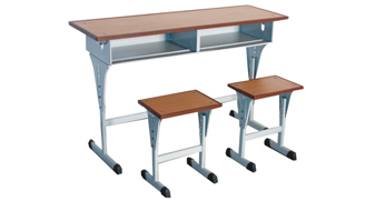 学校课桌01