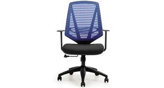 时尚网布椅WBY-898