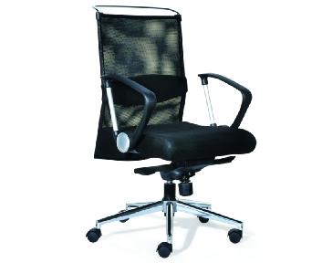 现货网布椅8112