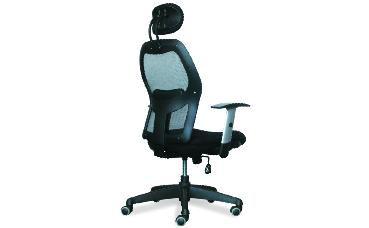 现货网布椅9011