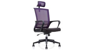 时尚网布椅WBY352